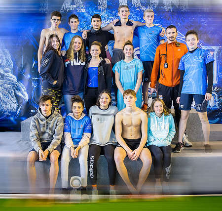 Meeting Lyon Natation 2018